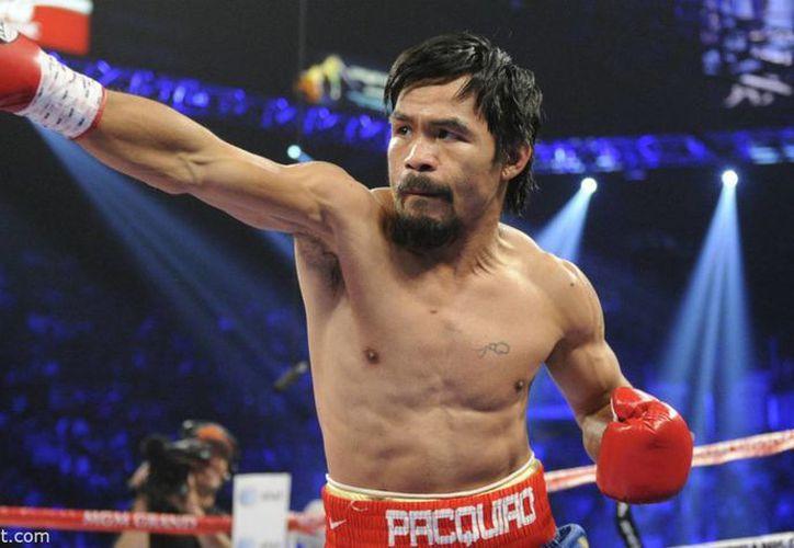 Manny Pacquiao se encuentra envuelto en la polémica por sus recientes declaraciones contra los homosexuales. Apenas este miércoles la Nike rompió su contrato de patrocinio con el boxeador. (Imágenes tomadas de TMZ y Archivo AP)