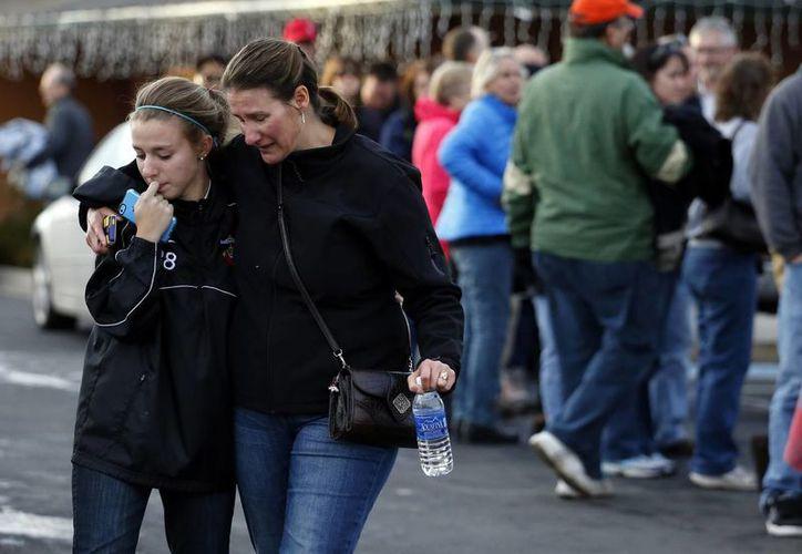 El ataque armado en la prepatratoiria del condado de Arapahoe, Colorado, dejó tres alumnas heridas, una de ellas de gravedad. (Agencias)