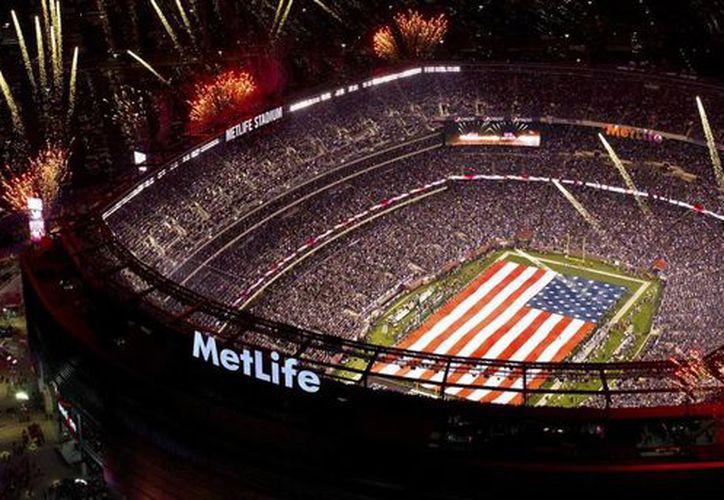 El partido final se jugará el 2 de febrero en el estadio MetLife de Nueva York. Es el primer Super Bowl en clima invernal que se juega en estadio descubierto. (Internet)