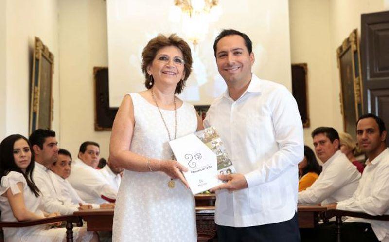 María Fritz Sierra suena para ocupar la Secretaría General de Gobierno dentro del nuevo equipo del gobernador electo, Mauricio Vila. (Archivo)