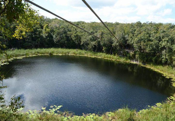 Maya Ka'an es uno de los sitios por excelencia para el turismo de aventura en Quintana Roo. (Tomás Álvarez/SIPSE)