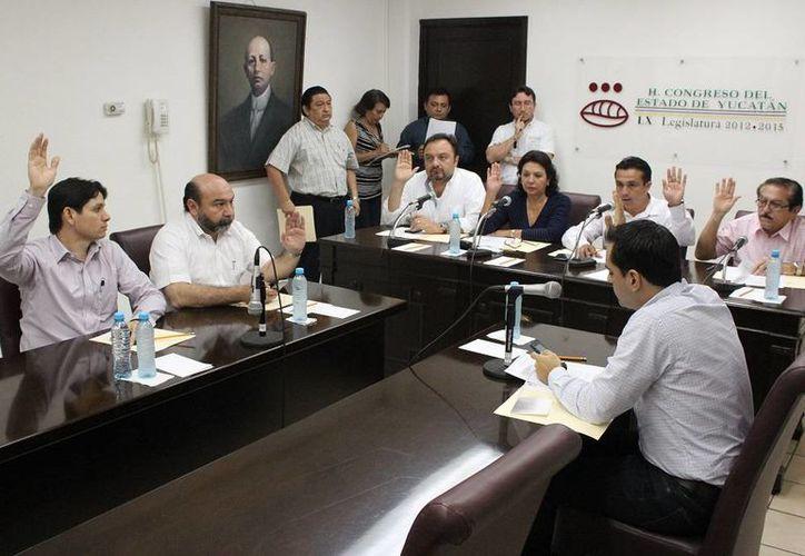 Diputados yucatecos tuvieron un viernes muy activo en comisiones. (SIPSE)