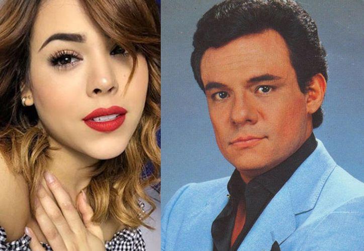 Danna Paola interpretará en la bioserie de José José a 'Lucero', la primera novia del 'Príncipe de la Canción'. (Contexto/Internet)