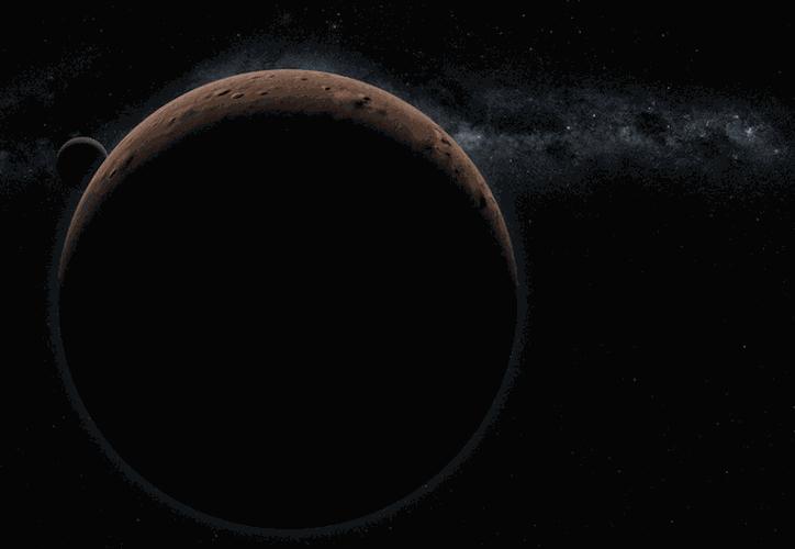La comunidad astronómica busca cambiarle el nombre al planeta 2007 OR10. (2007or10.name)