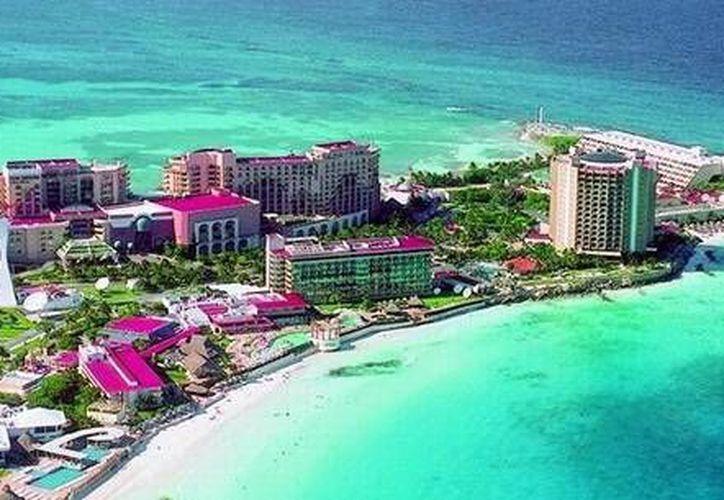El turismo en los destinos de Quintana Roo ha crecido de manera correcta. (Contexto/Internet)