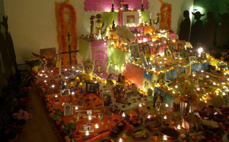 Conoce El Significado De Los Elementos Del Altar De Día De Muertos