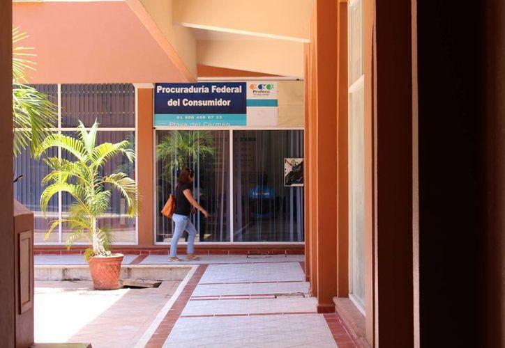La Profeco invita a la población a denunciar abusos por parte de los establecimientos. (Yesenia Barradas /SIPSE)
