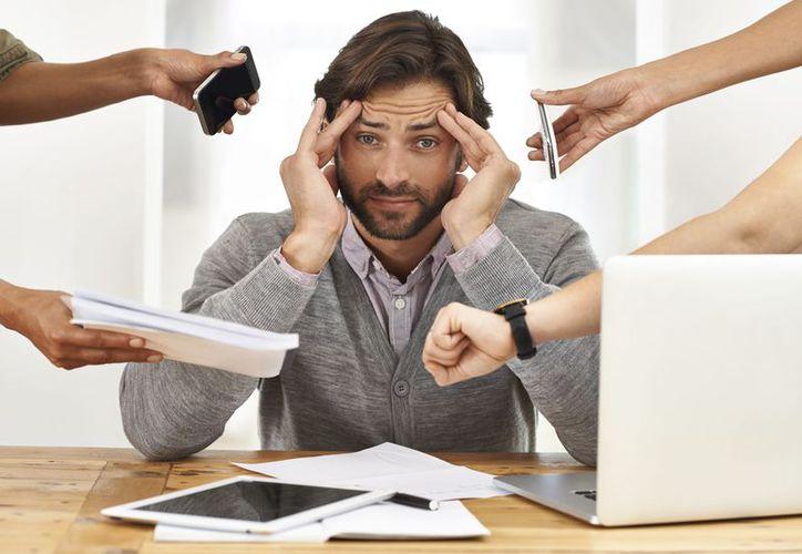 Las consecuencias del estrés impactan en tu estado de ánimo y en tu salud. (Contexto/Internet)