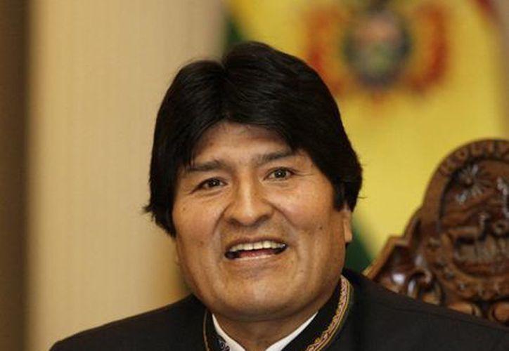 Con Francia ya son dos los países europeos que se disculpan con Evo Morales por el incidente a principios de mes. (Notimex)
