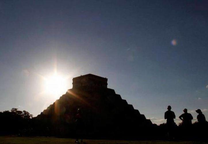 Chichén Itzá (foto) está junto con la Muralla China en vías de reconfirmar su distinción mundial como Maravillla del Mundo Moderno. (Milenio Novedades)