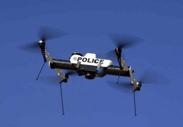 La propuesta de usar drones en EU ha prendido focos de alerta entre grupos a favor de los derechos civiles y de libertades ciudadanas. (SDP Noticias)