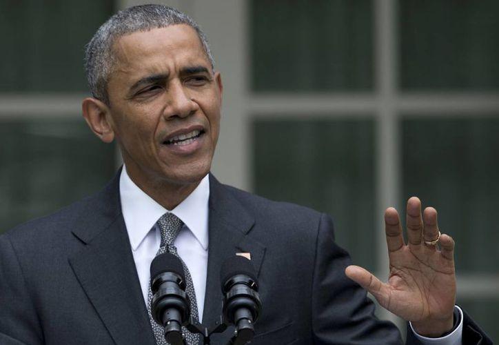 La Corte Suprema ratificó los subsidios del programa de seguro de salud del presidente Barack Obama, en un fallo que mantiene el seguro para millones de estadounidenses. (AP)
