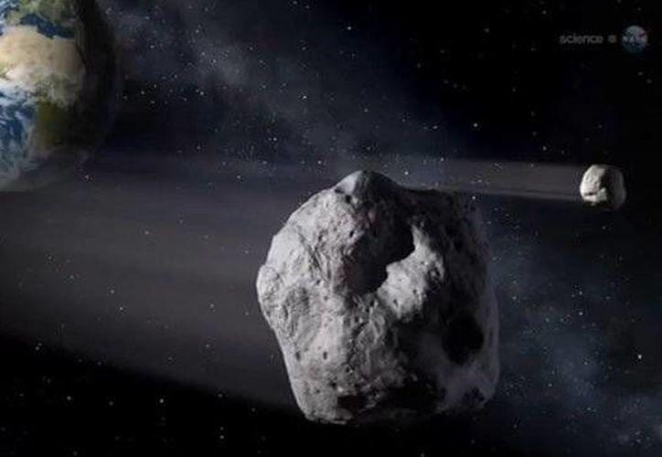 Imagen referencial de la NASA.