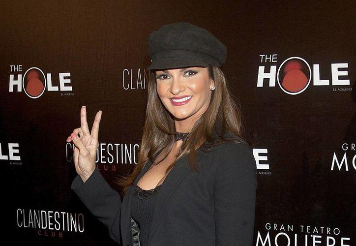 La actriz mexicana Mariana Seoane trabajará por primera vez en su carrera con la cadena Telemundo. (intravision.com)