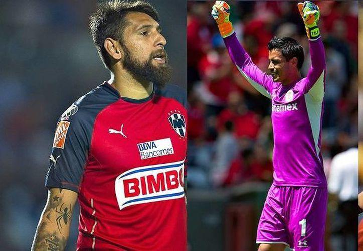 Tanto Jonathan Orozco (i), como Alfredo Talavera (c) y Moisés Muñoz podrían ser el portero titular con México ante Estados Unidos este fin de semana.  (posta.com/Info7.mx/tolucafc.com)