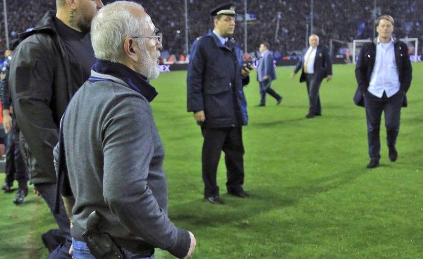 FIFA ha recomendado la expulsión de los clubes griegos y sus selecciones nacionales de las competiciones internacionales. (Vanguardia MX)