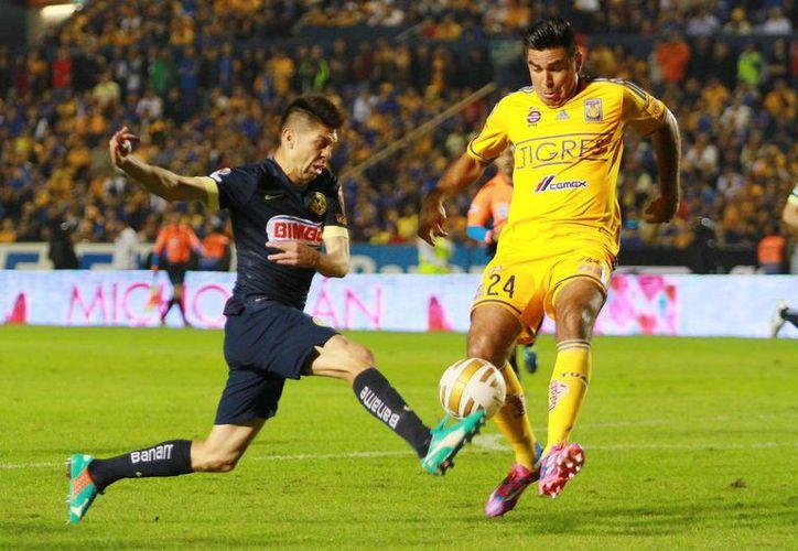 Tigres acumula una racha de 15 partidos sin conocer la derrota. (Foto: Jam Media)