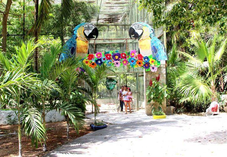 """El zoológico """"Payo Obispo"""" abrirá sus puertas desde las 10 de la mañana hasta las cuatro de la tarde."""