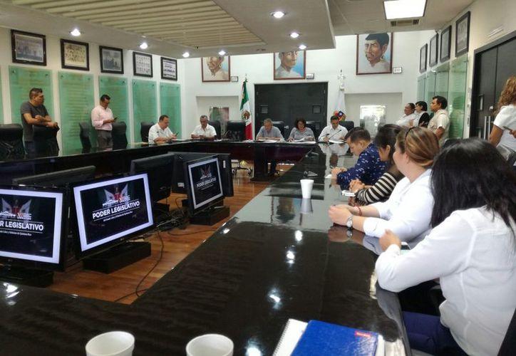 Diputados locales analizan desaparecer la figura de la Gran Comisión. (Benjamín Pat/SIPSE)