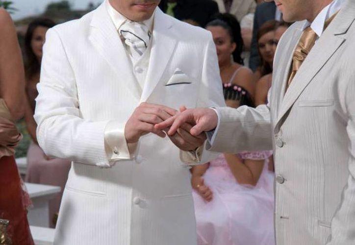 El Congreso yucateco se ha negado a analizar la iniciativa presentada desde 2013 para reformar el Código Civil y permitir los enlaces entre personas del mismo sexo. (SIPSE)