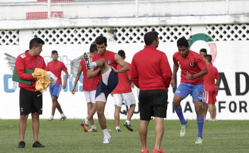 Los pioneros de Cancún buscan avanzar a la antesala por la copa de la Liga Premier de Ascenso (LPA) de la Segunda División Profesional. (Francisco Gálvez/SIPSE)