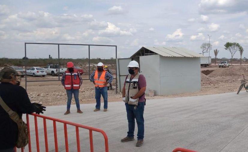 De las empresas clausuradas, 3 pertenecen a la industria de la construcción. (Novedades Yucatán)