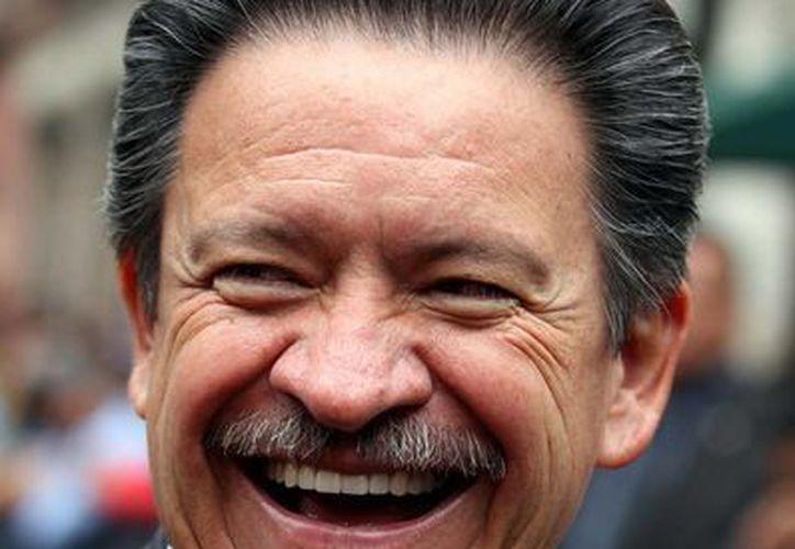 Carlos Navarrete reconoció el trabajo de Jesús Zambrano al frente del PRD. (Notimex/Archivo)