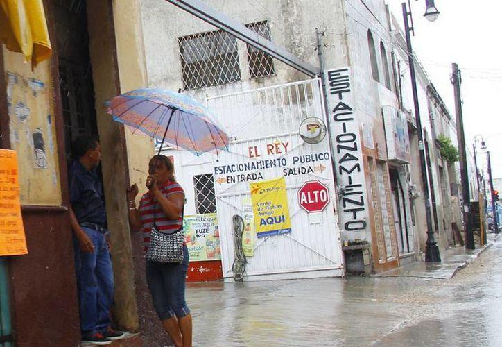El desazolve permitirá que el agua de la temporada de lluvias no se encharque en las calles de Mérida. (SIPSE)