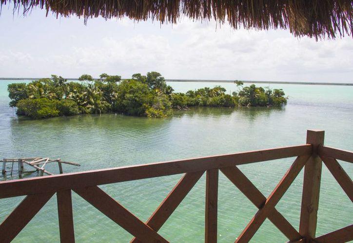 El terreno en donde se cambió el uso de suelo será para un desarrollo hotelero en Isla Cayo Violín. (Eddy Bonilla/SIPSE)