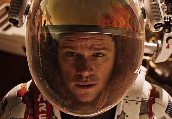 Misión rescate, la última película de Ridley Scott, protagonizada por el actor Matt Damon. (20th Century Fox)