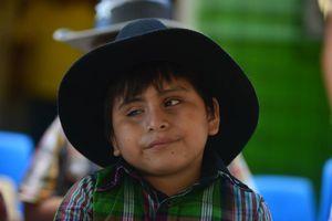 Niños del CAM Luis Braille muestran su mundo