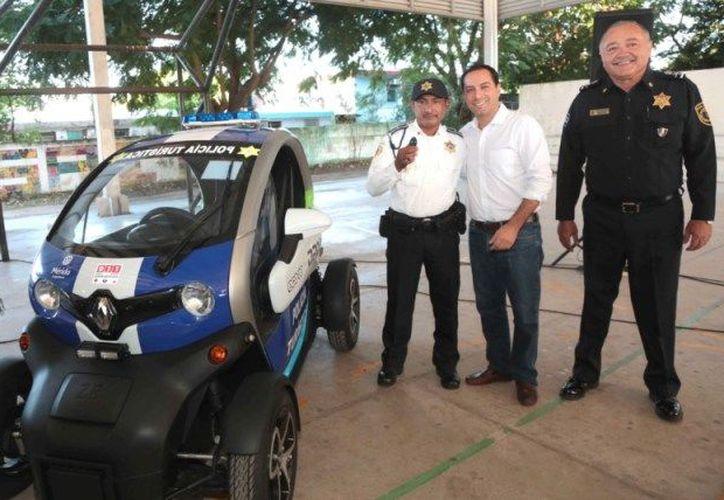 Estas acciones en favor de la Policía Municipal de Mérida (PMM) se suman a las ya emprendidas por el alcalde Mauricio Vila. (Foto: Contexto/Internet)
