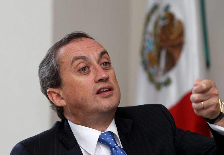 El subsecretario de Asuntos Multilaterales y Derechos Humanos, Juan Manuel Gómez Robledo, indicó que el documento dará vigor a los derechos de los extranjeros en el país. (EFE/Archivo)