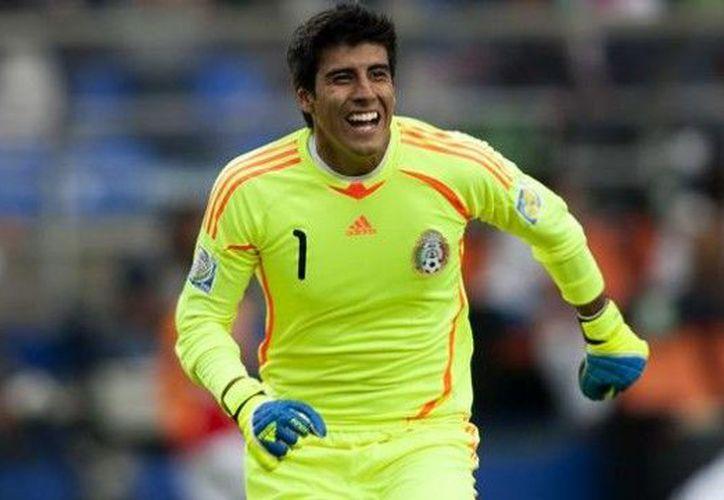 Sánchez se despide de su antiguo club, Tampico Madero. (Tigres UANL)