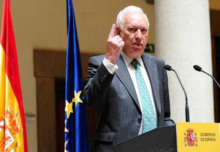 García-Margallo afirmó que Bolivia es una nación amiga. (Agencias)