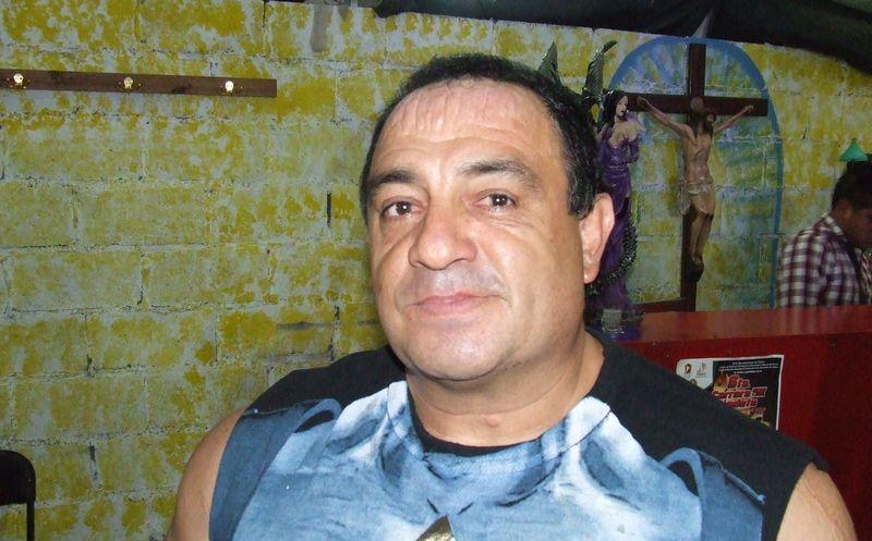 Ángel o Demonio' noquea a rival con un tabique - Grupo Sipse