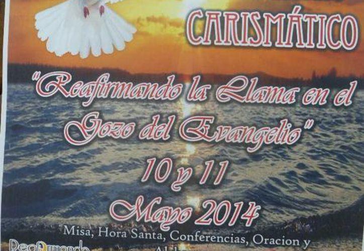El evento se realizará los días 10 y 11 de mayo. (Raúl Balam/SIPSE)