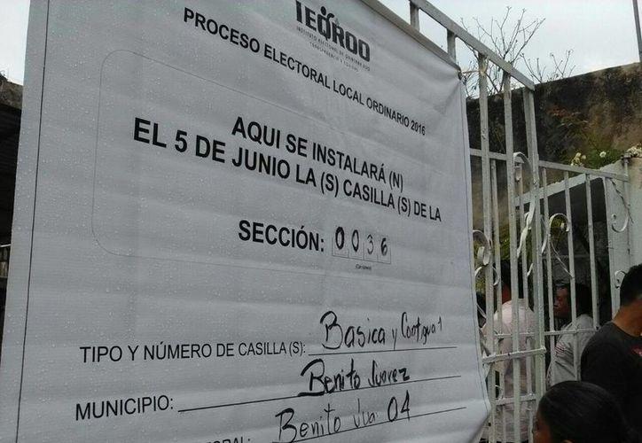 Se espera el primer reporte acerca de las instalaciones a las 9 de la mañana. (Redacción/SIPSE)