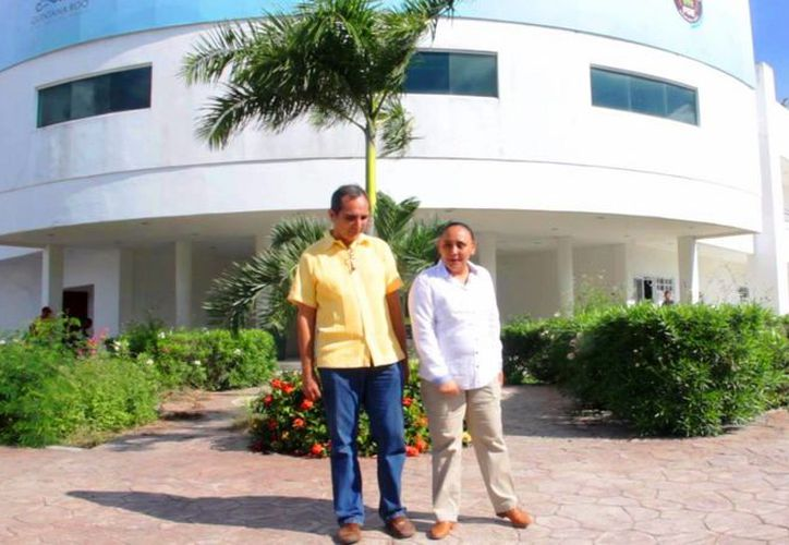 La alcaldesa de Solidaridad advirtió que formulan nuevas denuncias por casos de corrupción. (Foto: Daniel Pacheco/ SIPSE)