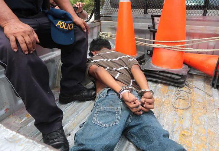 El detenido será trasladado al Estado de México. (Milenio Novedades)
