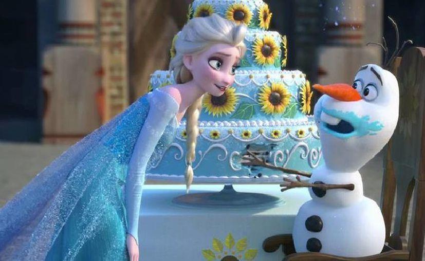 El cortometraje 'Frozen Fever' llegará a los cines en marzo para proyectarse minutos antes de 'La Cenicienta'. (Captura de pantalla de YouTube)