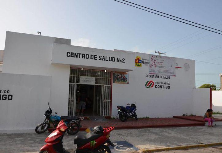 Un médico del Centro de Salud Número Dos, turno vespertino, fue acusado penalmente. (Gerardo Amaro/SIPSE)