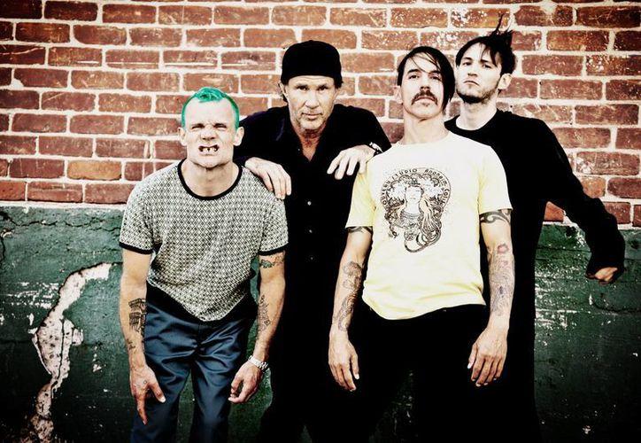 Red Hot Chili Peppers se presentará el próximo 10 de octubre, en el Palacio de los Deportes, como parte de su gira mundial. (Foto tomada de Facebook/Red Hot Chili Peppers)