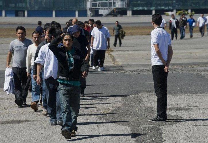 El gobierno de México ha aumentado el número de deportados centroamericanos. Imagen de contexto. (Archivo/AP)