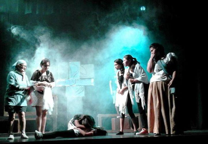 """""""Macario"""" se presenta en el Teatro 8 de Octubre de Cancún, los días 12 y 26 de noviembre. (Redacción/SIPSE)"""