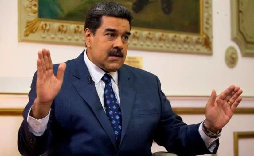 "Nicolás Maduro activo la ""alerta naranja"". (Foto: AP)"