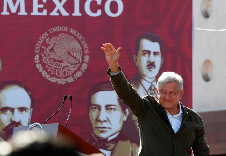 Andrés Manuel López Obrador destacó los acuerdos logrados tras la amenaza de EU de aumentar aranceles a México. (Redacción/SIPSE)