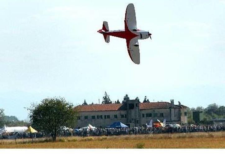La agrupación está integrada por voluntarios de la fuerza aérea (ANSA Latina)