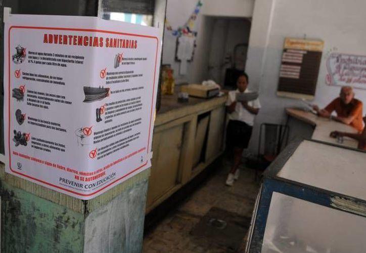 Al brote de cólera en Cuba (foto) ocurrido en agosto siguió el de México, que se ha propagado en al menos cuatro estados. (Agencias/Foto de archivo)