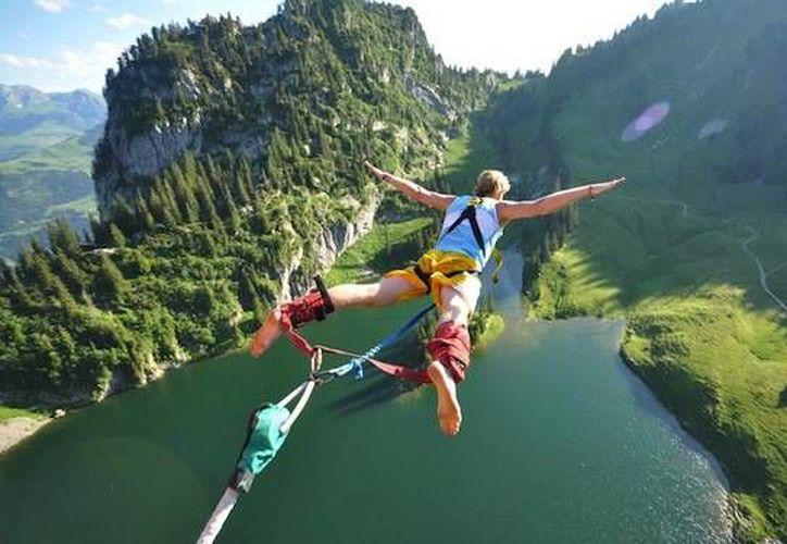 Los deportes extremos son para  las personas que buscan constantemente emociones fuertes. (Contexto/Internet)